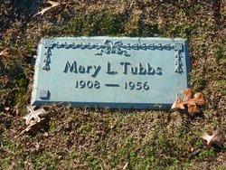Mary <i>Lewman</i> Tubbs