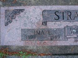 Ima L. <i>Johnson</i> Strahan