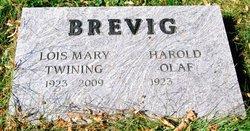 Lois Mary <i>Twining</i> Brevig