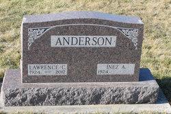 Lawrence Carl Lornie Anderson