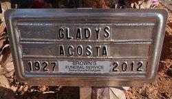 Gladys Lee <i>Coffee</i> Acosta