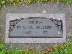 Patience <i>Bedsaul</i> Houseman