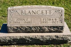 Flora B. <i>McKim</i> Blancett
