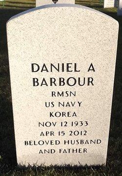 Daniel Alan Barbour