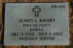 James Lawrence Kiniry