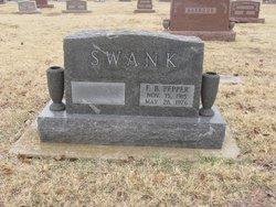 Fletcher B Swank, Jr