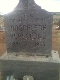 Magdalena Beresford