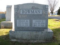 Nellie Mae <i>Valentine</i> Bowman