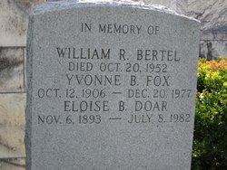 William R. Bertel