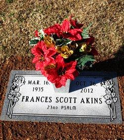 Frances <i>Scott</i> Akins