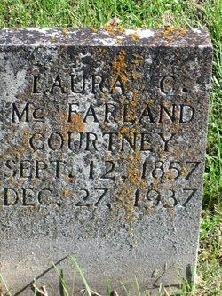 Laura C <i>McFarland</i> Courtney