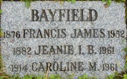Jeanie Isobel Bryson <i>Rochester</i> Bayfield