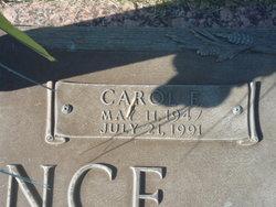 Carol Elaine <i>Schoen</i> Lawrence