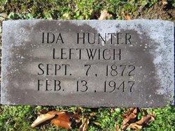 Ida Mary <i>Hunter</i> Leftwich