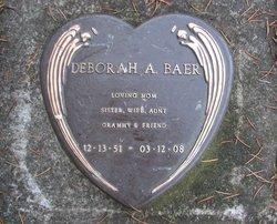 Deborah Debbie <i>Ellwanger</i> Baer