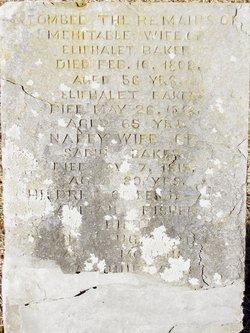 Eliphalet Baker