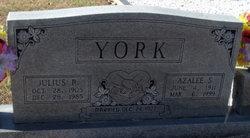 Julius R. York