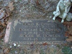 Roger W Bowden