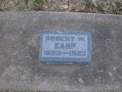 Robert W Earp