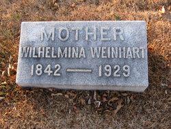 Wilhelmina Weinhart
