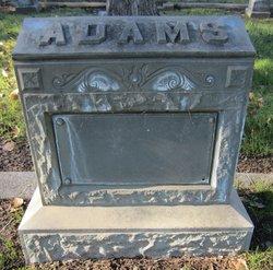 Agnes M <i>Hommon</i> Adams