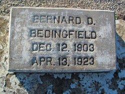 Bernard D Bedingfield