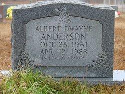 Albert Dwayne Anderson