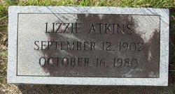 Lizzie Atkins