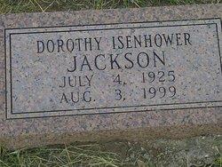 Dorothy Isenhower Jackson