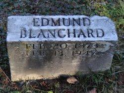 Edmund B Blanchard