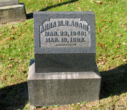 Anna M.B. Adair