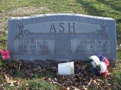 Henry Ash