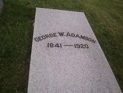 George W. Adamson