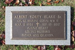 Albert Y. Blake, Sr