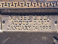 Mabel Lilla <i>Austin</i> Williams