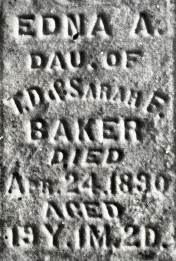 Edna A. Baker