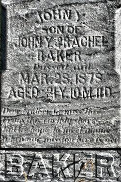 John Yarnall Baker, Jr