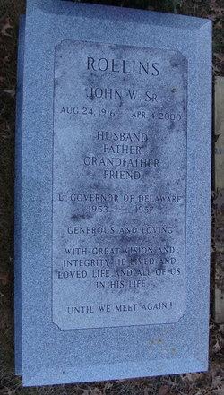 John W. Rollins, Sr