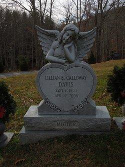 Lillian Eulena <i>Calloway</i> Davis