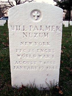 Will Palmer Nuzum