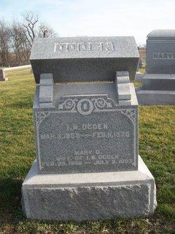 Mary D. <i>Botkin</i> Ogden