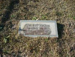 Lena Mary <i>Hays</i> Bingham
