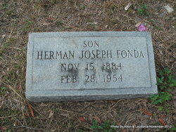 Herman Joseph Fonda