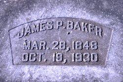 James P Baker