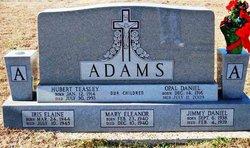 Mary Opal <i>Daniel</i> Adams