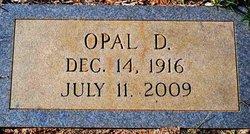 Opal D Adams