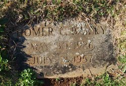 Homer C Bailey