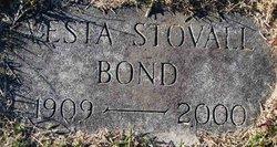 Vesta <i>Stovall</i> Bond