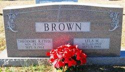 Lela <i>Misskelly</i> Brown