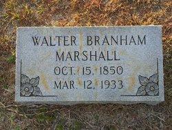 Walter Branham Marshall